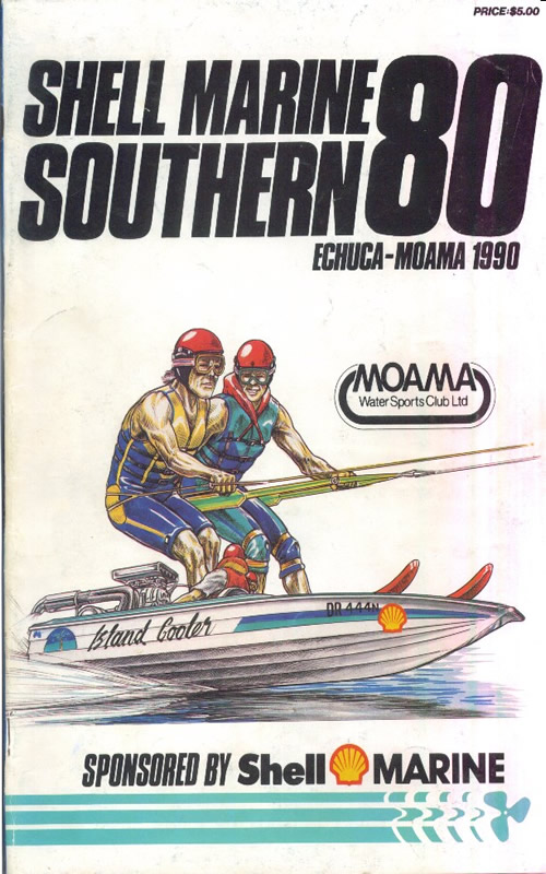 1990 Race Program
