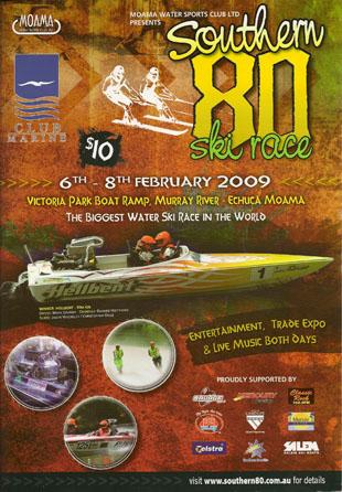 2009 Race Program