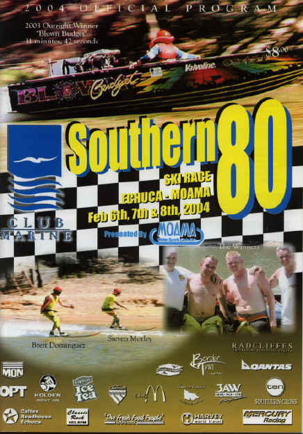 2004 Race Program