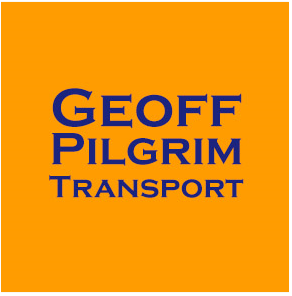 Geoff Pilgrim transport