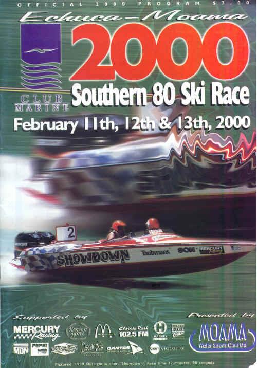 2000 Race Program