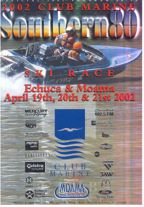 2002 Race Program