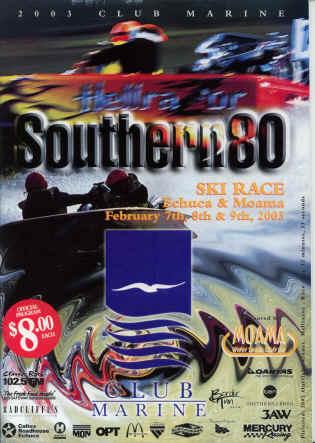 2003 Race Program