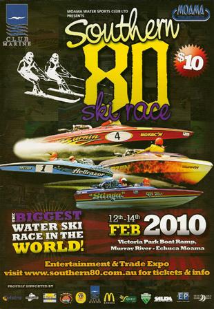 2010 Race Program