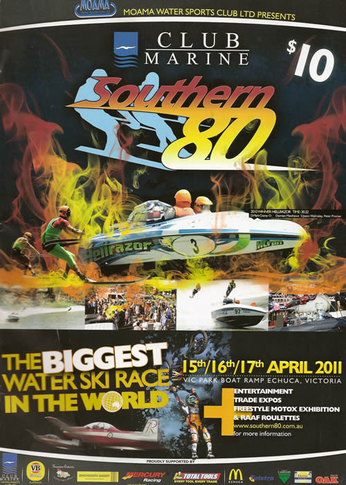 2011 Race Program