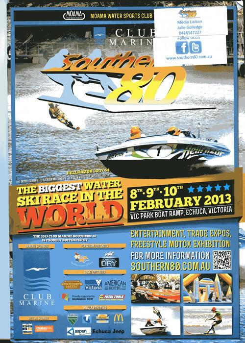 2013 Race Program