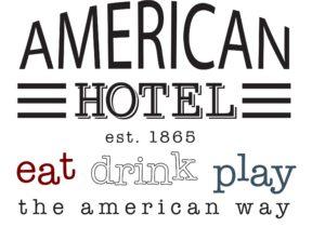 American Hotel Logo 7-14